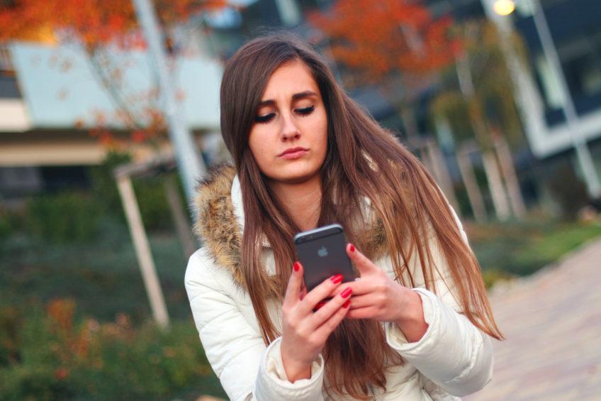 Gegen die Ablenkung von Smartphones entscheiden