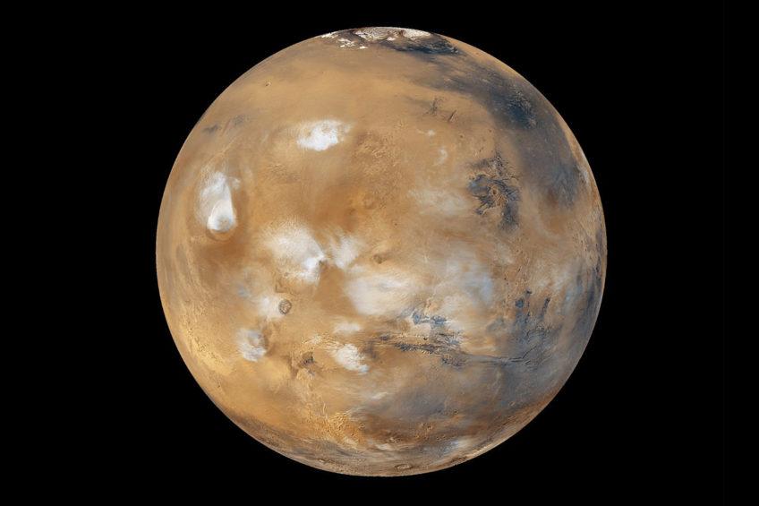 Die Entscheidung für den Planet Mars